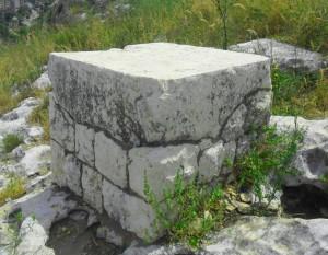Roman marker