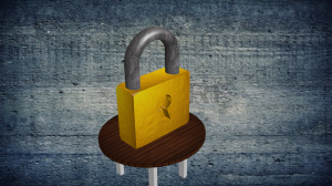 Lock by CN