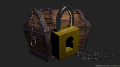 Treasure Chest by Joe - CC BY 4.0 - Source