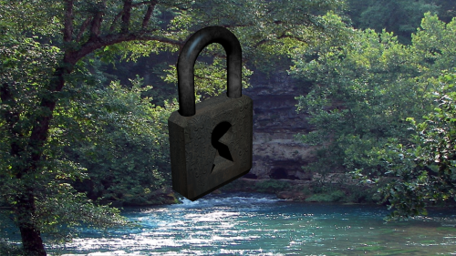 Lock by Khodor CC BY 4.0 Source