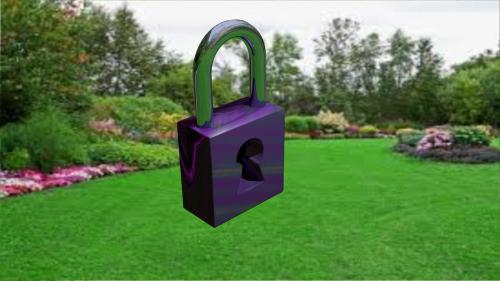 Lock by Mokdad CC BY 4.0 Source