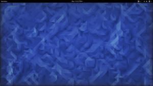Picture of Fedora 23 desktop